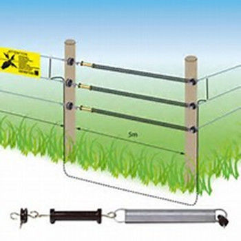 625 Gram 160 Turns L7m Electric Fence Handles